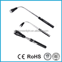 3 x LED Telescopic Flexible Extensible Led Flashlights