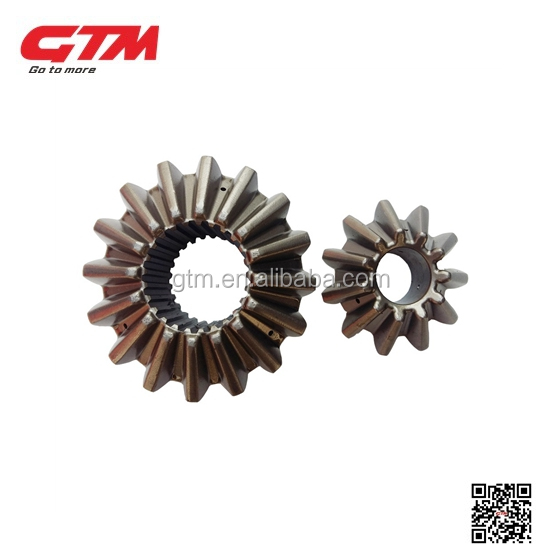 Agricultural forging gear shaft pinion crown manufacturing factory
