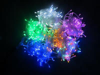 Decorative Color Changing Solar led christmas light string