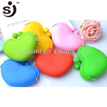 <strong>Fashion</strong> Design Shaped Silicone Lovely Drawstring Coin Bag Cute Mini Bag Coin Purse