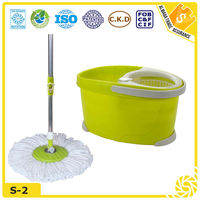 Household New PP magic hand press mop