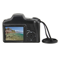 "Promotional Excellent Gift Type Digital Camera 12Mp Resolution DSLR Type 2.8"" Screen and HD Video Support"