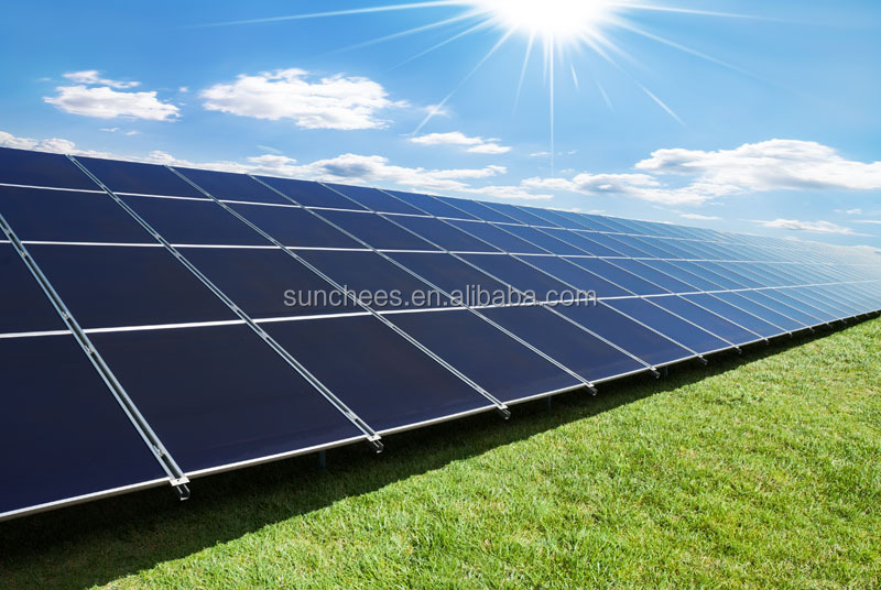 solar energy solution on grid 5KW solar panel system ;20kw solar power system