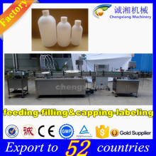 Shanghai 15 Years factory alcoholic beverage filling machine