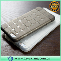 New Style 3D Cell Phone TPU Back Cover Case For Iphone 4 Protector
