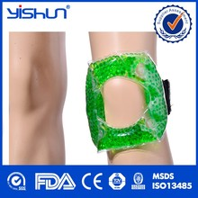 soft reusable Nylon/pvc material medical use hot cold pack /Gel Cold hot ice pack for body comfort