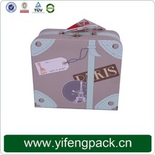 China Cheap Cardboard Carry Box with Handles