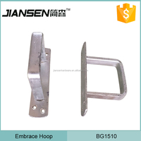 China Made High Technology Gi Pipe Clamp