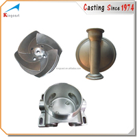 Foundry plant price lost wax process stainless steel casting