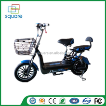 2016 China wholesale New design best price with pedals electric bike scooter brushless electric motorcycle for sale