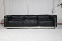 2016 new model home furniture living room sofa set Le corbusier LC3 grand comfort