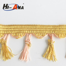 hi-ana trim2 Excellent sales staffs Yiwu lampshade beaded fringe