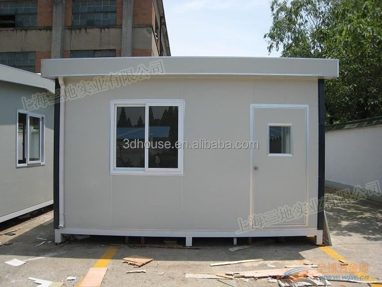convenient transportation Modular temporary site house office container