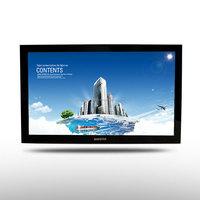 Full HD wall mounted lcd advertising display / lcd digital signage