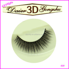 Wholesale natural eyelashes cheap 3d lashes belle eyelash extensions