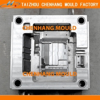 2015 TPE and ABS raw material for injection mould plastic machine with different parts (good quality)
