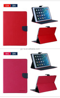 For Ipad Leather Case Wallet Cover,Stand Leather Case For Ipad