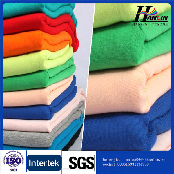 100 cotton single jersey knit fabric