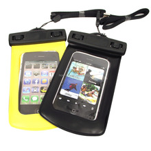 waterproof phone bag/ waterproof cell phone bag/ mobile waterproof bag