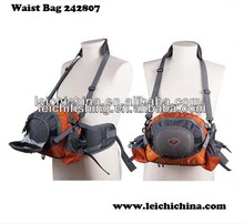super quality waterproof neoprene fly fishing tackle bag/waist bag