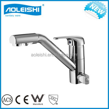 kitchen faucet mixer with purified water