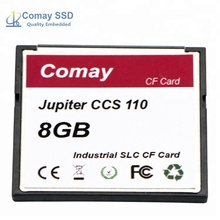 SLC Industrial de 8 GB tarjeta de Compact Flash SSD
