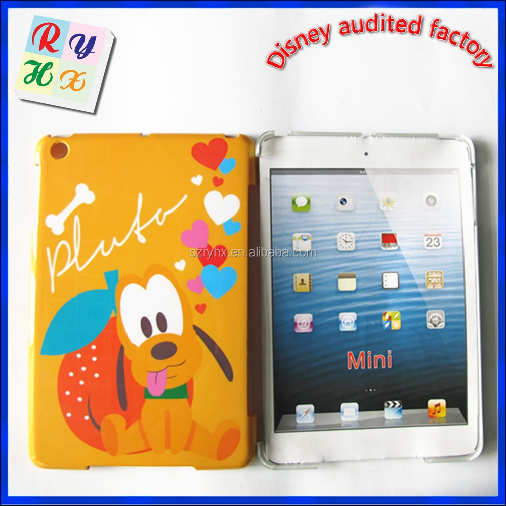 2015 top selling products in alibaba custom design cute images case for ipad mini, for mini ipad case,