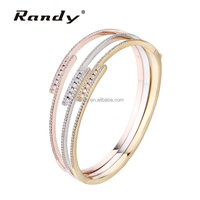 2017 Trending Products Stacking Bangle Women