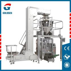 Top Sale! auto food grade coffee rice snack seeds auto weighing/filling/coding/sealing granule packing machine