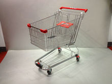 125 Liters German style shopping trolley