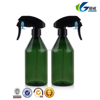 10oz / 300ml High Quality Stock Available Toner Use PET Spray Bottle with Mist Sprayer