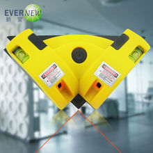Multipurpose Portable 635nm Wavelength Bubble Laser Level