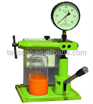 2014, low price NT-1 fuel calibration machine for Injector repairing from haishu