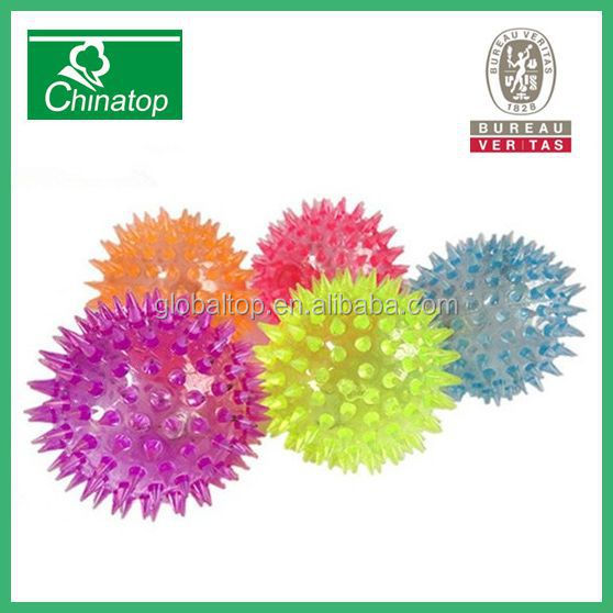 Pro Spiky massager balls Pain Stress Relief Trigger Point Hand GYM Excercise