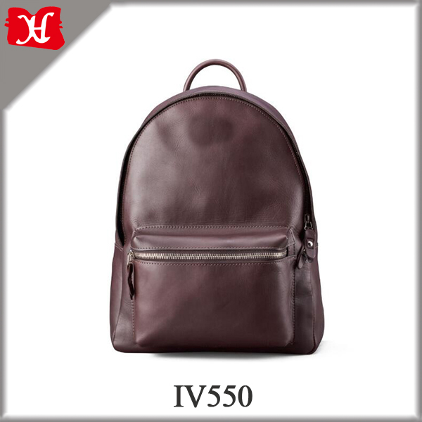 Girls Unique Waterproof Leisure Leather School Backpack