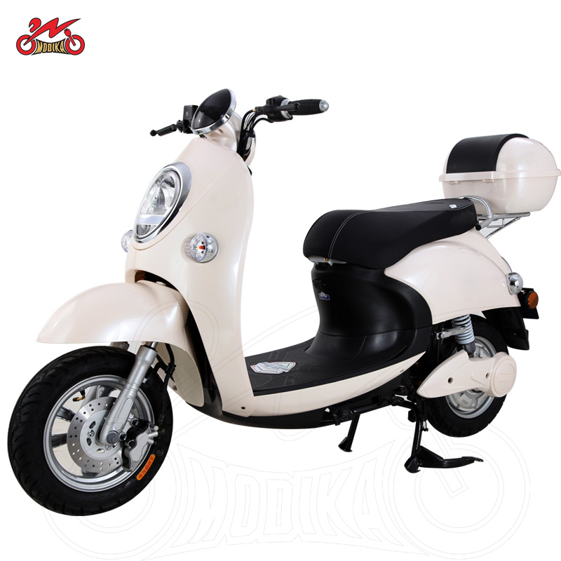 2017 Hot Sold EEC Electric Scooter 1.5kw Powerful Electric Motorcycle 3.0-10 Inch Tire E-motorscooter China Made