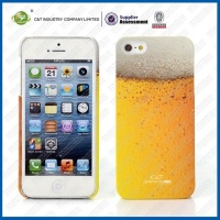 Manufacturer Wholesales custom cell phone hard case for iphone5