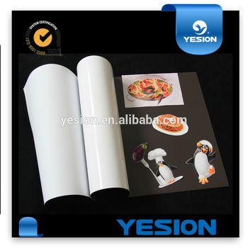 Yesion 2015 Hot Sales ! Magnetic Photo Paper , Glossy/Matte 680gsm