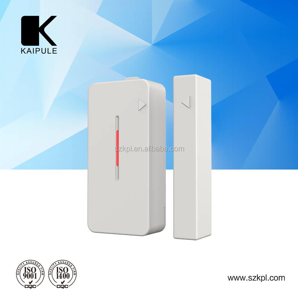 Bluetooth door sensor for alarm system