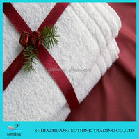 hot sell wholesale hotel bath towel sets with low price
