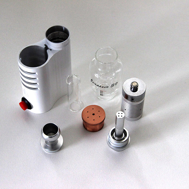Newest Most Popular Patent Product Jurassic S1 Ceramic Meth vaporizer With High Quality