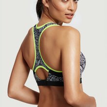 OEM High Quality Fitness Running Sports Bra Custom Sublimation Printed Girls Sexy Bra for ladies