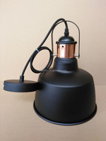 Wholesale colorful iron office drop lamp mini pendant lighting for kitchen for reading