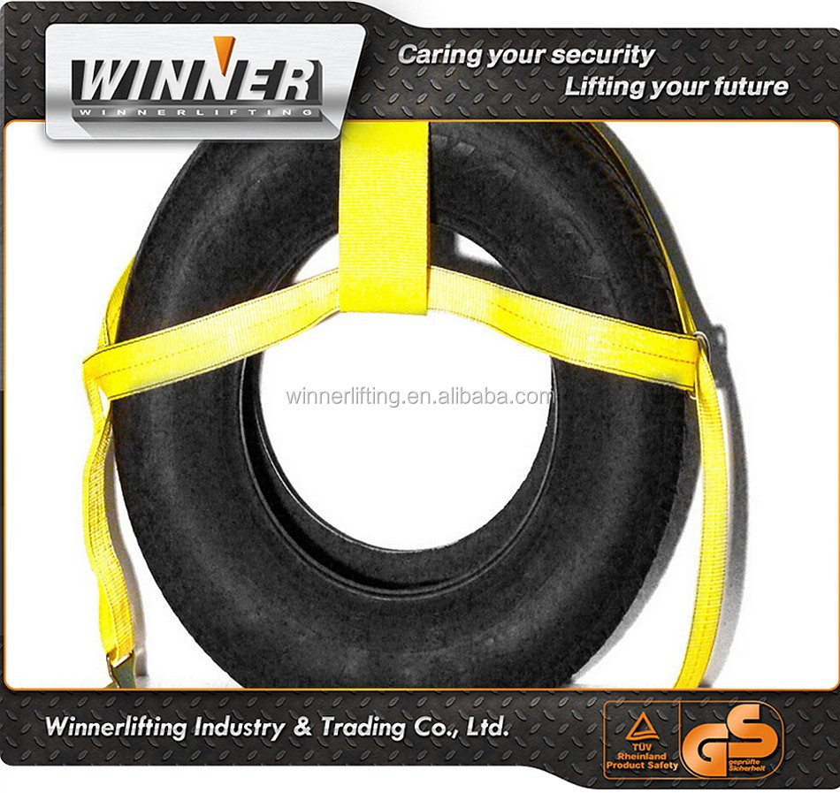 TYRE TIRE FIXING STRAP FOR TRUCK ACCESSORIES