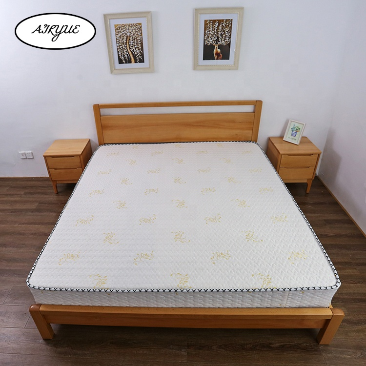 8 Inch Hybrid quilting fabric vacuum packed mattress - Jozy Mattress | Jozy.net