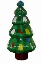 Hot selling christmas inflatable tree(competitive price)