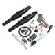 Rear Air Ride Suspension Set For Touring Road King Street Glide 94-18 17 Motorcycle Parts China Factory XMT2906C94