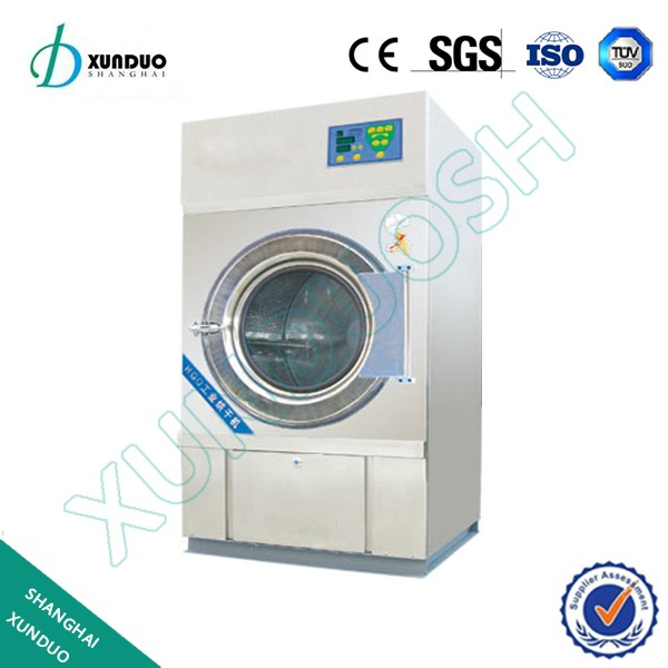 China Wholesale electric steam gas heated laundry dryer