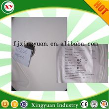 Adjustable White Tissue Paper raw material for diaper making