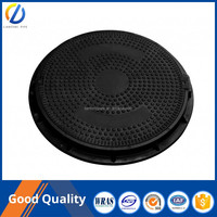 alibaba china hot sale Ductile Cast Iron Subsidence Prevention Manhole Cover/Manhole Cover For Sale